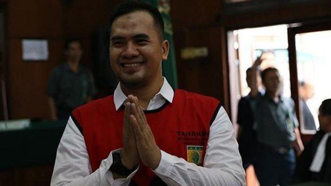 BREAKING NEWS, Saipul Jamil Dikabarkan Bebas Hari Ini