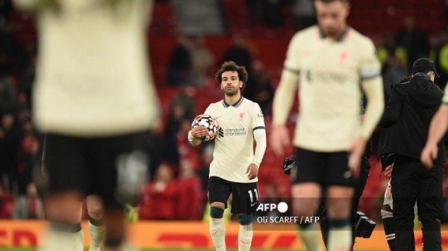 Ini Daftar Rekor Baru Dipecahkan Saat Liverpool Menang 5-0 atas Man United, Salah Cetak Sejarah
