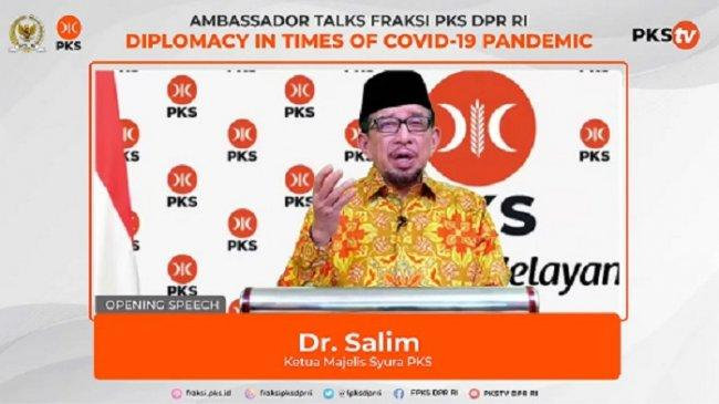 PKS Apresiasi Kinerja Kemenlu Manfaatkan Terobosan Diplomasi untuk Pemenuhan Vaksin Covid-19