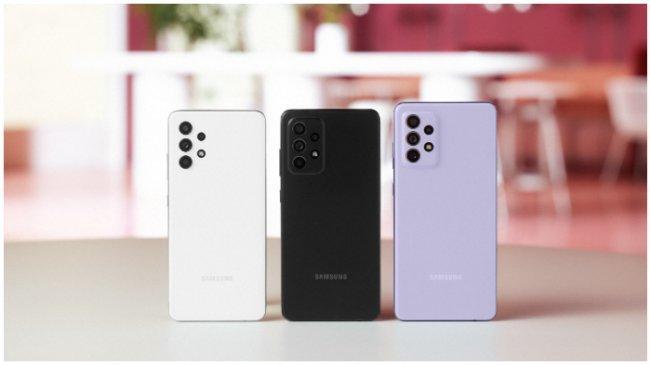DAFTAR Harga HP Samsung Terbaru Bulan September 2021: Mulai dari Harga 1 Jutaan