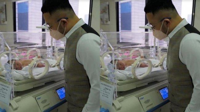 Desainer Samuel Wongso dan Istri Dikaruniai Anak Kedua, Jenis Kelaminya Laki-laki