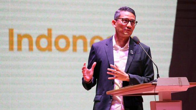 Jokowi Umumkan Nama Menteri Baru, Sandiaga Uno Gantikan Kursi Wishnutama, Ini Profilnya