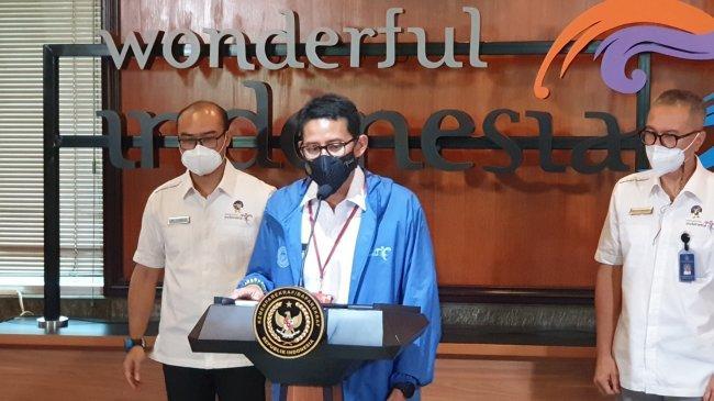Buka Peluang Izinkan Konser Besar di saat Pandemi, Sandiaga Bikin Panduan Penyelenggaraan