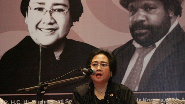 Presiden Jokowi Sampaikan Duka Cita Atas Meninggalnya Rachmawati Soekarnoputri