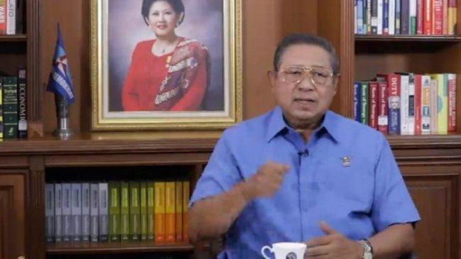 SBY Ingatkan Bahaya Climate Crisis: Jangan Rakus, Jangan Serakah