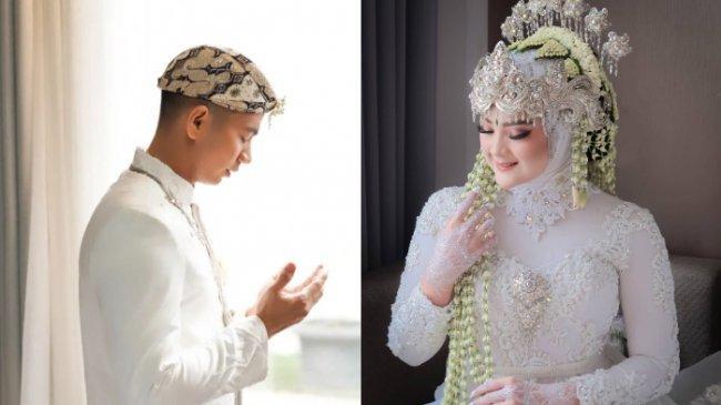 KUMPULAN Foto Pernikahan Ridho DA dan Syifa Aisyah, dari Akad Nikah hingga Acara Resepsi