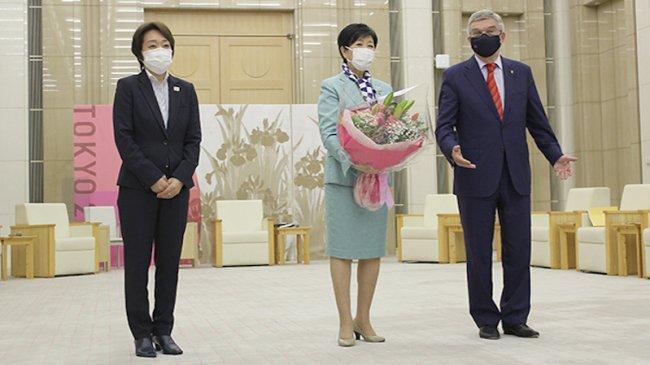 Bos IOC Ungkapkan 3 Orang Terinfeksi Corona di Jepang dari 8000 Orang Pelaksana Olimpiade