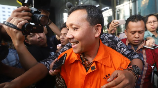 KPK Segera Sidangkan Mantan Sekda Jabar Iwa Karniwa Terkait Kasus Meikarta