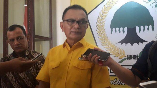 Airlangga Hartarto Pastikan Golkar Solid Pilih Lodewijk Jadi Wakil Ketua DPR