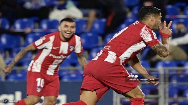 Di Balik Kemenangan Dramatis Atletico Terselip Jawaban Sempurna Kritikan Luis Suarez