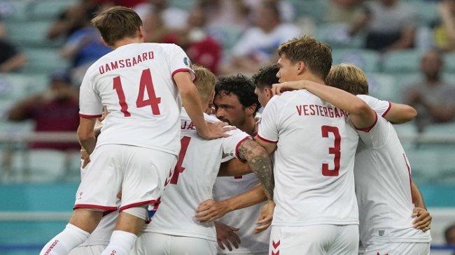 Hasil Babak Pertama Ceko vs Denmark, Tim Dinamit Unggul 2-0, Tiket Semifinal dalam Genggaman