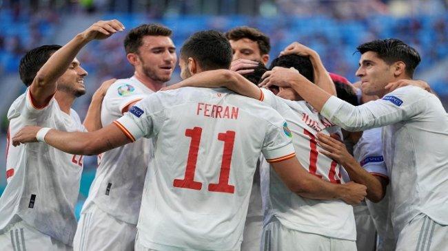 Live Streaming Semifinal Euro 2021 Italia vs Spanyol, Berikut Panduan Nonton di Mola TV