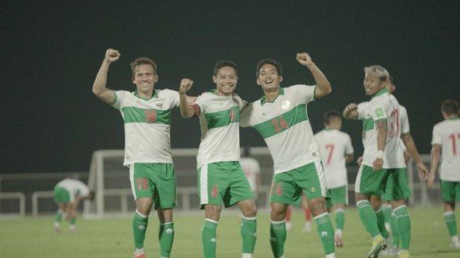Prediksi Timnas Indonesia vs Taiwan Hari Ini Diguyur Hujan, Evan Dimas: Kita Sudah Terbiasa
