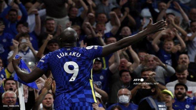 Romelu Lukaku dan Bayang-Bayang Kutukan Nomor 9 di Chelsea