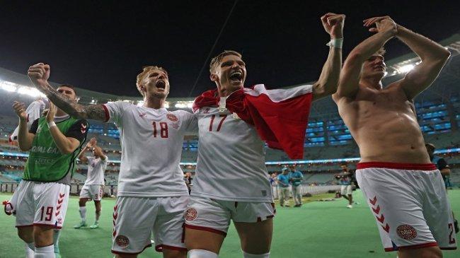 Jadwal Semifinal Euro 2021: Italia vs Spanyol dan Inggris vs Denmark, Catatan Bersejarah Tim Dinamit