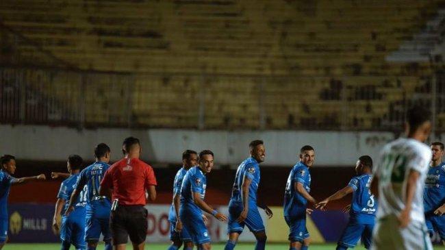 Daftar Pemain Persib Bandung di Liga 1 2021, Kondisi Fisik Jelang Lawan Barito Putera