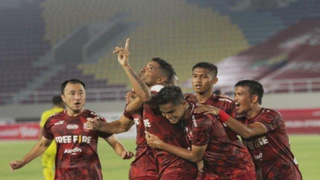 Hasil Liga 2 - Persis Solo Pecundangi Hizbul Wathan FC, Kaesang Hadir Berpeci, Gibran Beri Pesan