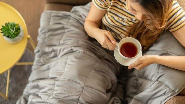 Ketebalan Selimut Ternyata Bisa Pengaruhi Kualitas Tidur, Ini Penjelasannya