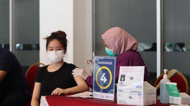 Sentra Vaksinasi Kolaborasi Ikastara Kembali Digelar di Jakarta