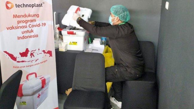 Sentra Vaksinasi Gamers-Technoplast Targetkan 5.000 Akseptor Remaja
