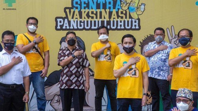 Upaya Alumni SMA Pangudi Luhur Bantu Mempercepat Herd Immunity di DKI Jakarta