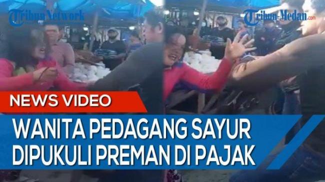 Polda Sumut Malam-malam Datangi Rumah Pedagang Cabai yang Jadi Tersangka Usai Dianiaya Preman