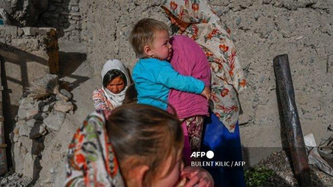 Kisah Pilu Penduduk Lembah Bamiyan di Afghanistan, Warga: Kami Tidak Bisa Makan Malam Ini