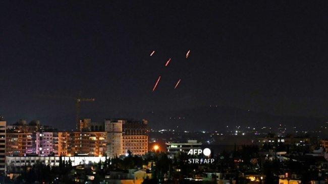 Pertahanan Udara Suriah Cegat Serangan Israel di Kota Latakia, 1 Orang Tewas dan 6 Lainnya Terluka
