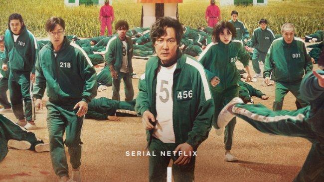 Trailer Serial Thriller Korea Netflix Squid Game, 456 Peserta Bersaing Menangkan 45,6 Miliar Won