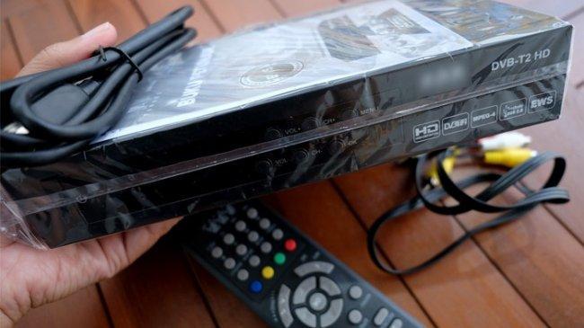 Cari TV atau STB Bersertifikasi Logo Siap Digital atau Si MODI