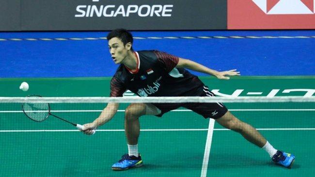 Hasil Piala Thomas 2021: Shesar Hiren Rhustavito Pastikan Kemenangan Indonesia 3-2 atas Taiwan
