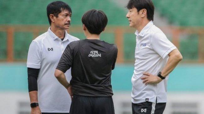 PSSI Minta Komitmen Tiga Asisten Pelatih Baru Shin Tae-yong