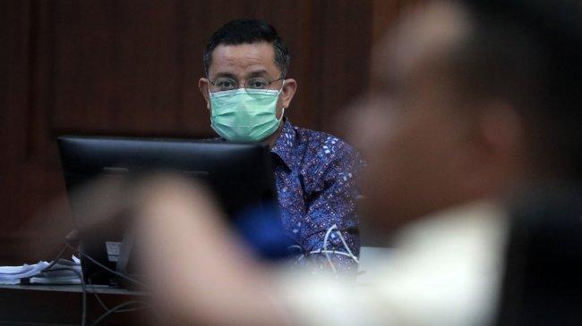 KPK Setor Pembayaran Denda Rp500 Juta Juliari Batubara ke Kas Negara