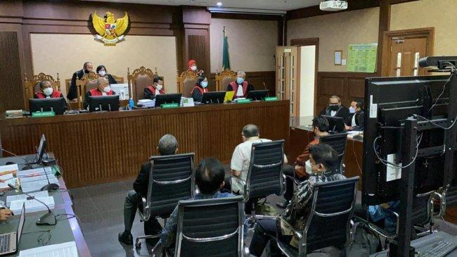 Terdakwa Kasus Dugaan Korupsi Asabri Minta Kejaksaan Agung Hadirkan 2 Orang Mitranya