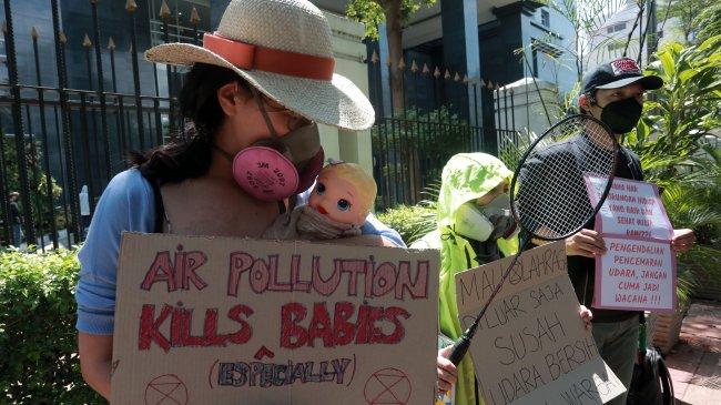 WHO Klaim Polusi Udara Bunuh 7 Juta Manusia Per Tahun
