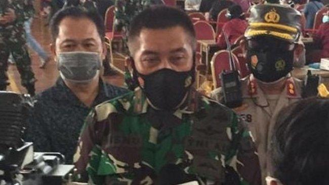 Danrem 051/Wkt: Sukseskan Program Vaksinasi di DKI Jakarta