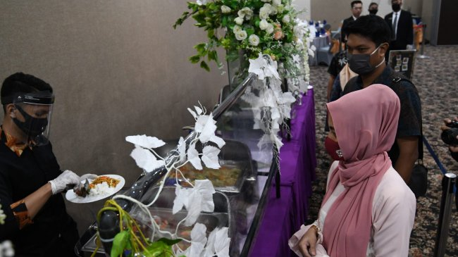 SYARAT Gelar Resepsi Pernikahan saat PPKM Level 3, 2, dan 1 di Jawa-Bali