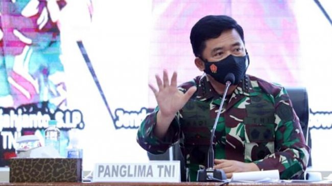 DPR RI Belum Terima Surat Presiden Terkait Calon Panglima TNI Pengganti Marsekal Hadi Tjahjanto