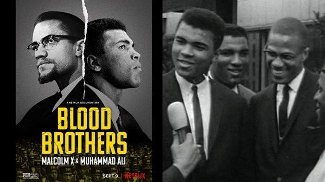 Sinopsis Blood Brothers: Malcolm X & Muhammad Ali, Kisah Persahabatan Abad ke-20, Tayang di Netflix