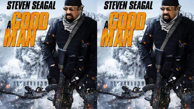 Sinopsis A Good Men, Aksi Steven Seagal Melawan Teroris Tayang Malam Ini di TransTV