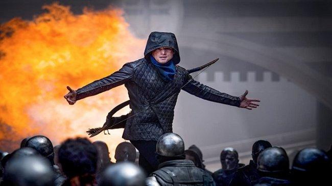 Sinopsis Robin Hood, Perjuangan Taron Egerton dalam Perang Salib, Tayang Malam Ini di TransTV