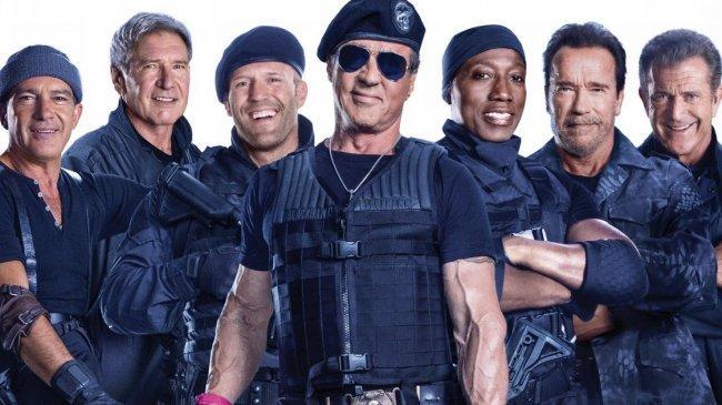 Sinopsis The Expendables 3, Aksi Sylvester Stallone sebagai Tentara Bayaran, Malam Ini di Trans TV