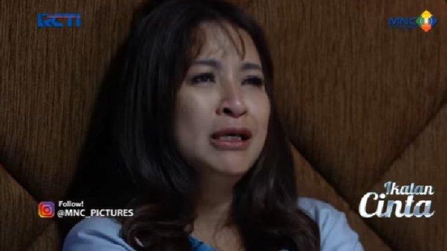 Sinopsis Ikatan Cinta 13 Oktober 2021: Mama Rosa Menangis karena Keluarganya Terus Diteror