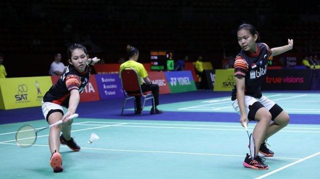 Indonesia Masters 2019 - Fadia/Ribka Tidak Menyangka Bisa Kalahkan Della/Rizki di Final