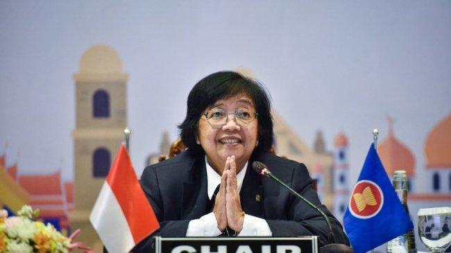 Menteri LHK Siti Nurbaya:  Indonesia Berhasil Cegah Bencana Asap Karhutla Dua Tahun Berturut-turut
