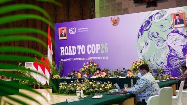 Indonesia Terus Dukung Semangat Jaga Kenaikan Suhu Bumi Tidak Lebih dari 1,5 Derajat Celcius