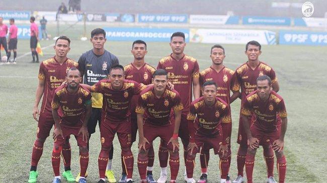 Sriwijaya FC Tunggu Keputusan PSSI Terkait Bergulirnya Liga 2 2021