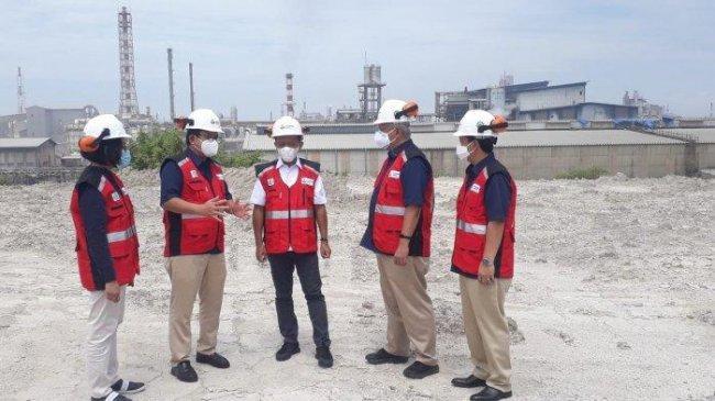Pabrik Natrium Karbonat Pertama di Indonesia Beroperasi Tahun 2024, Kapasitas 300 Ribu Ton Setahun