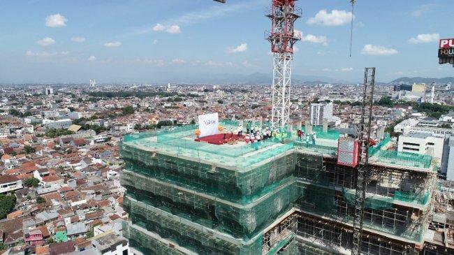 Properti Berkonsep SOHO Mulai Diminati Dunia Usaha di Kota Bandung