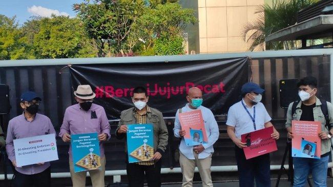 Kecewa Terhadap KPK, Masyarakat Dirikan Kantor Darurat Pemberantasan Korupsi